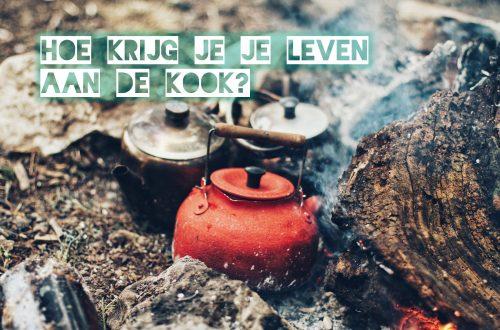 Hoe krijg je je leven aan de kook?